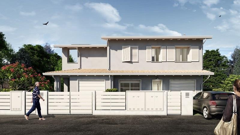 fotografie - Villa a schiera Faenza (RA) Santa Lucia Delle Spianate
